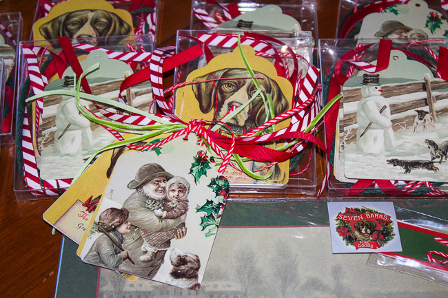 Seven Barks Holiday Collection