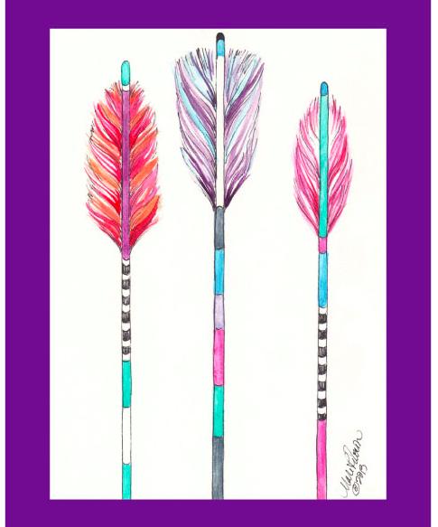 Arrows-Print