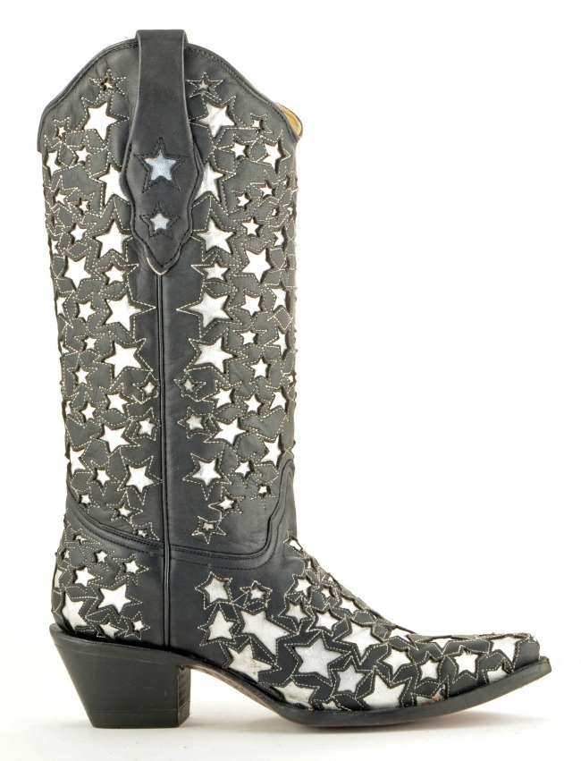 Corral Star Boots & NYE Inspiration
