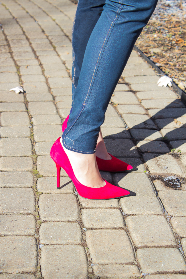 Denim-riding-breeches-and-red-heels