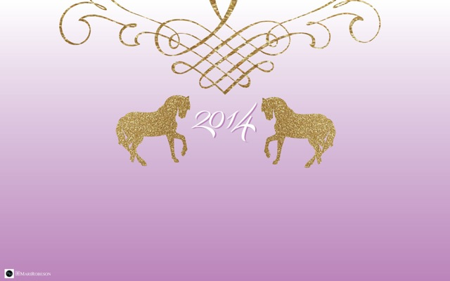 Free Desktop Download by Mari Robeson for Horses & Heels