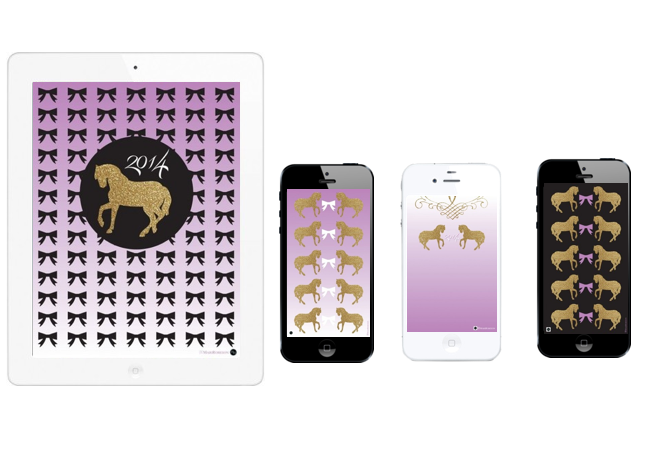 2014 iPad & phone downloads