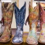 Boulet Boots at the Denver Market