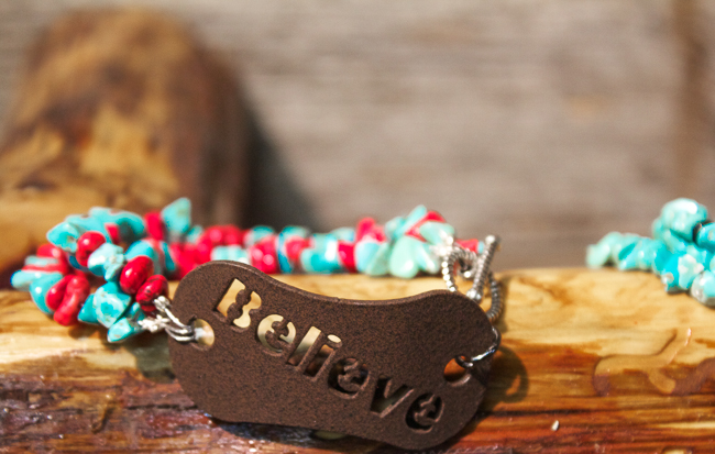 Kender West Believe Bracelet
