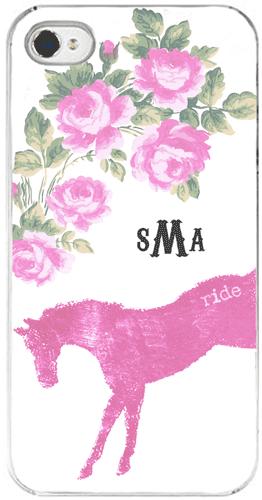 Pony Macaroni Pink Ride Phone Case