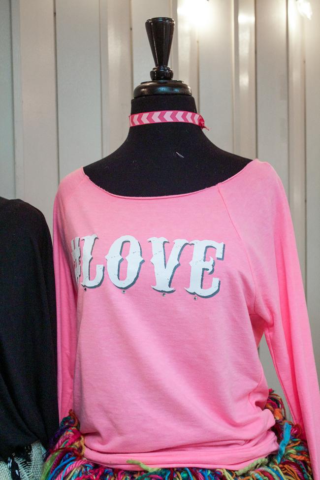 ATX Mafia Love Shirt