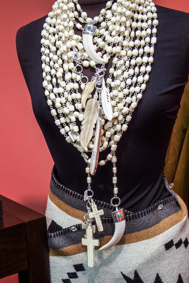 Coreen Cordova Layered Necklace