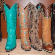 Floral Lane Boots