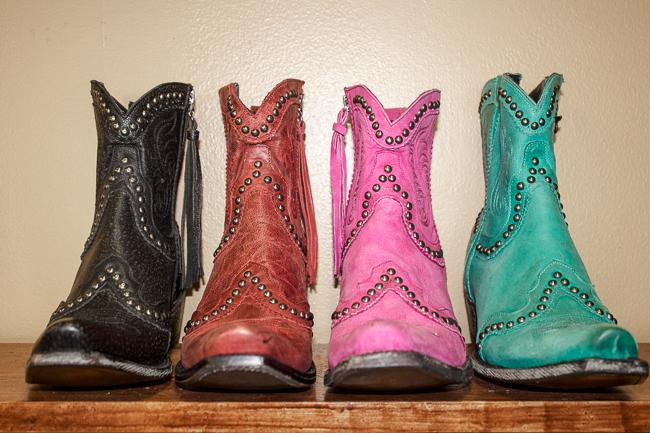 Lane Boots Garcitas