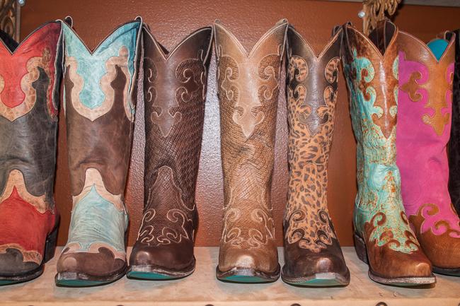 Beautiful Lane Boots