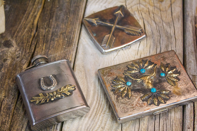 Mad Cow Company Beautiful Silver Pieces