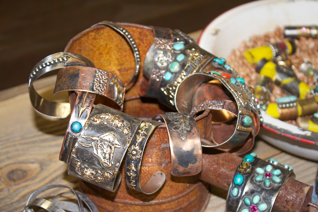 Mad Cow Company Silver Bracelets