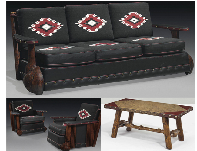Design Trend: New West Furniture Rides Again
