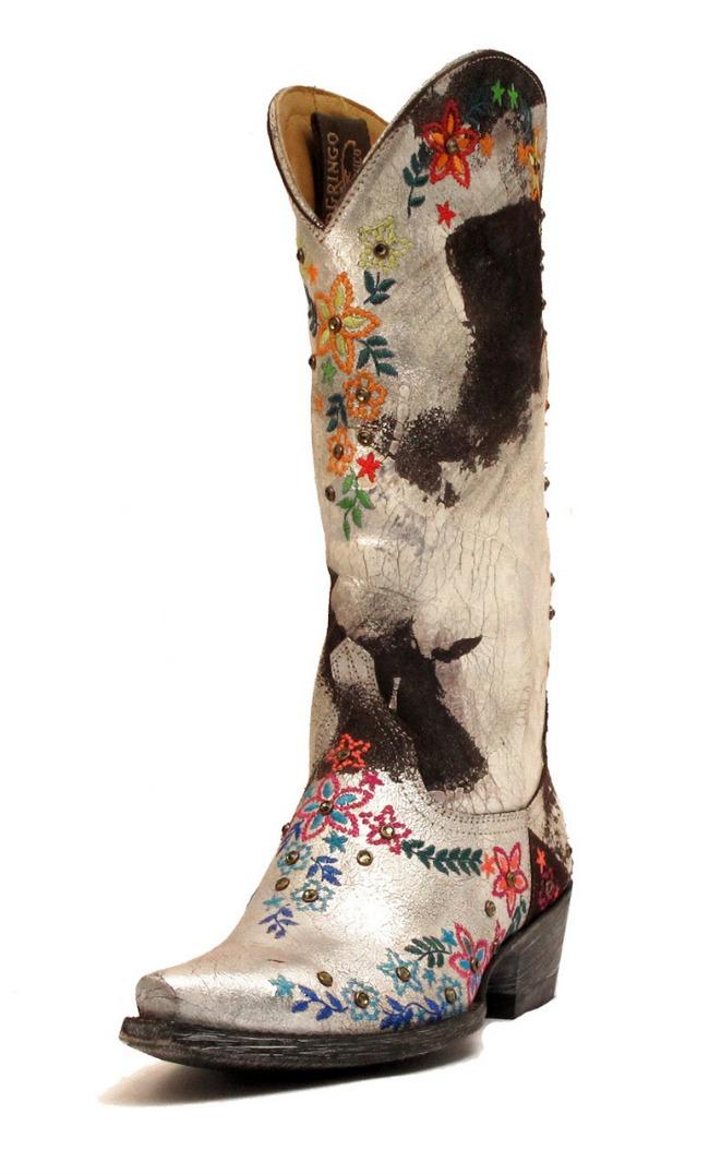Old Gringo Sozey Cowboy Boot