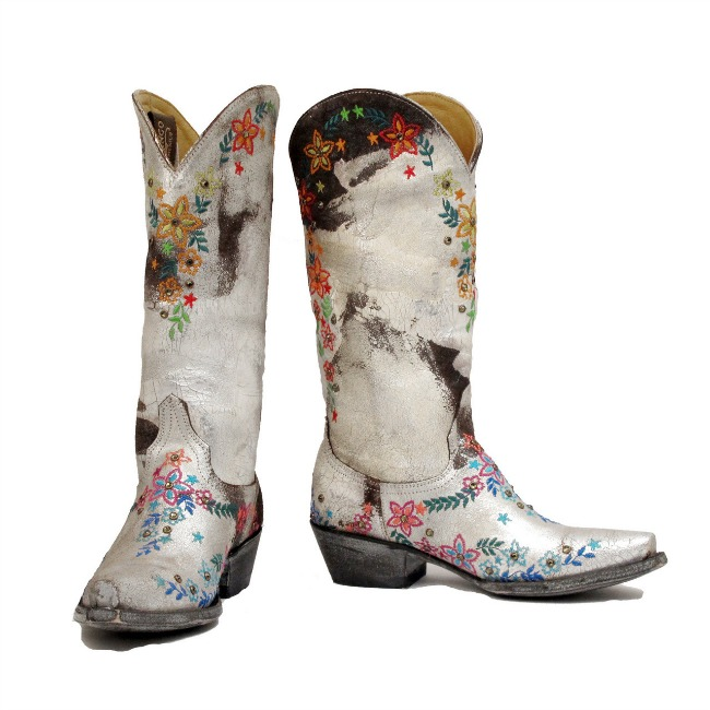 Old Gringo Sozey Boots