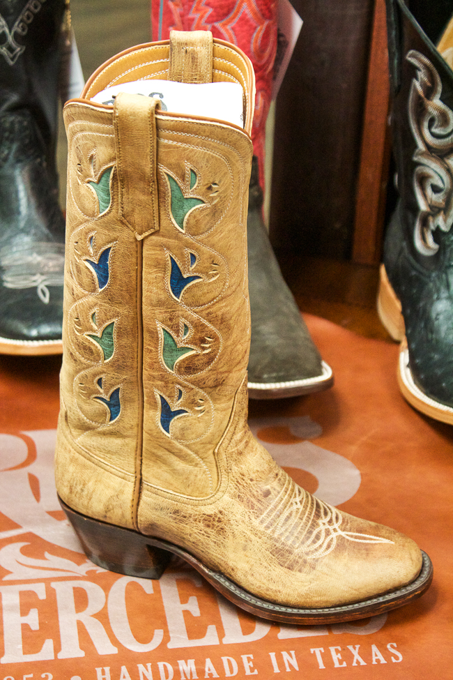 Rios of Mercedes Vintage Style Boots