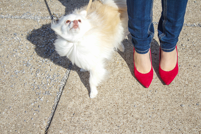 ATX Mafia Style- Red Heels