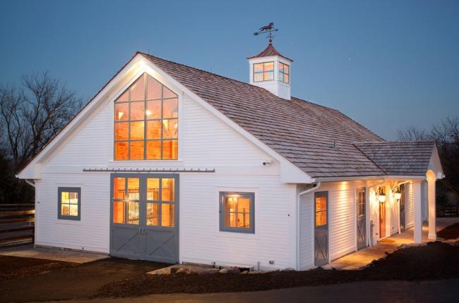 Stable Style: Barrington Hills Barn