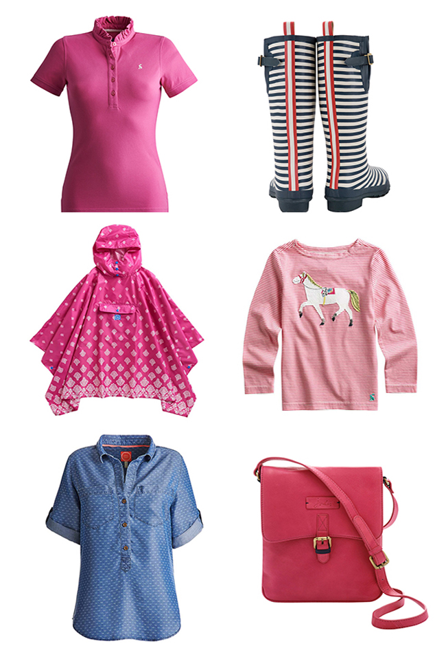 Brighten Up with Spring Essentials from Joules