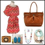 Get Spring ready with Cowgirl Chic