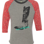 New Equestrianista Cowboy Boot tee