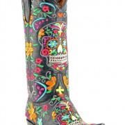 Old Gringo Black Klak Cowboy Boots