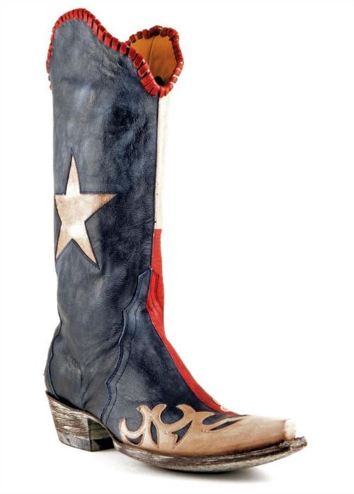 Old Gringo Spirit of Texas Cowboy Boots
