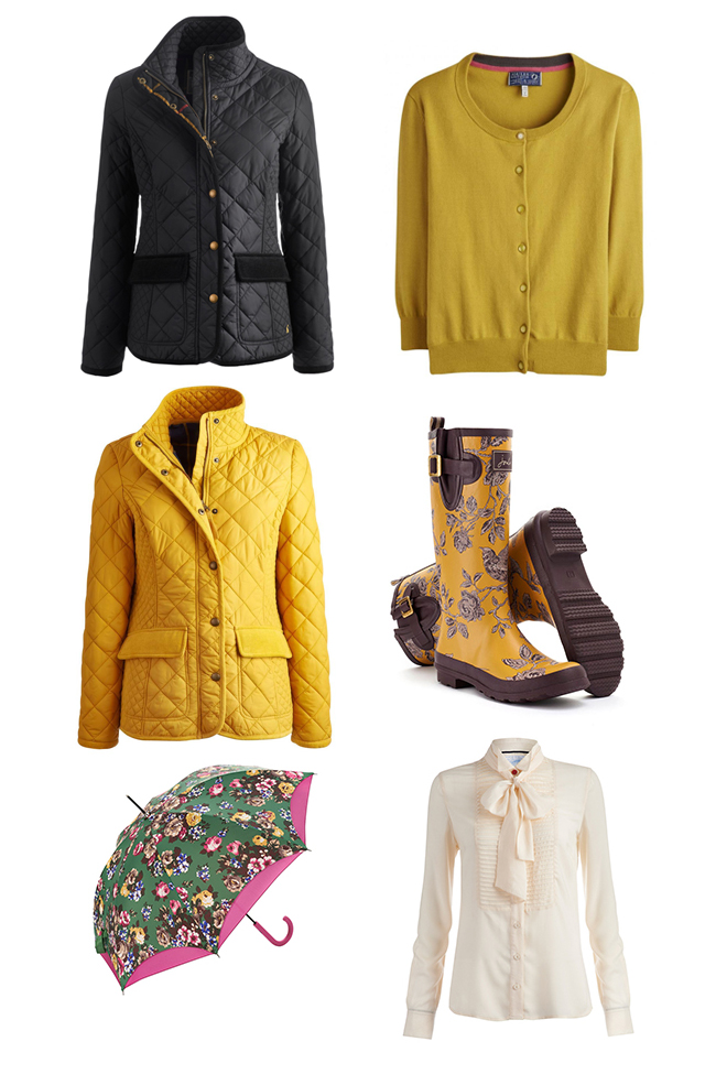 12 Spring Essentials from Joules