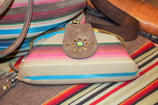 Tasha Polizzi Clutch bag