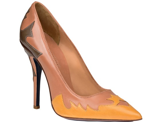 Carina by Lucchese Brown