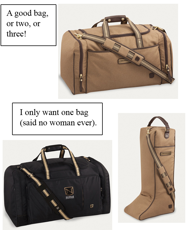 Horse Show Essentials from Noble Outfitters