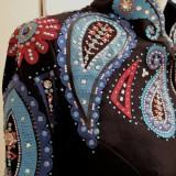 Lasting Impressions Paisley Jacket