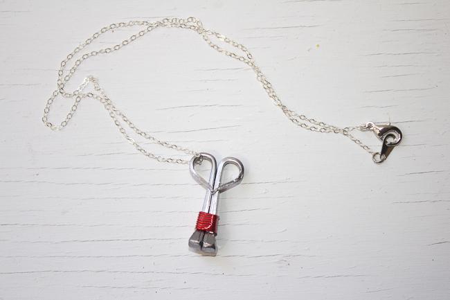 Lucky Horse Designs Necklace