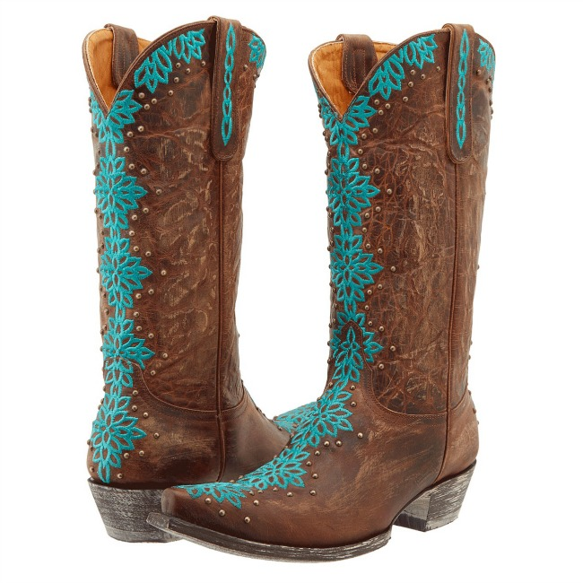 Shoes online for women Cowboy boots buy