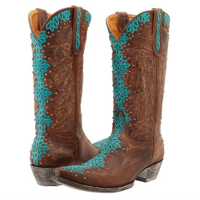 Old Gringo Tatum Cowboy Boots