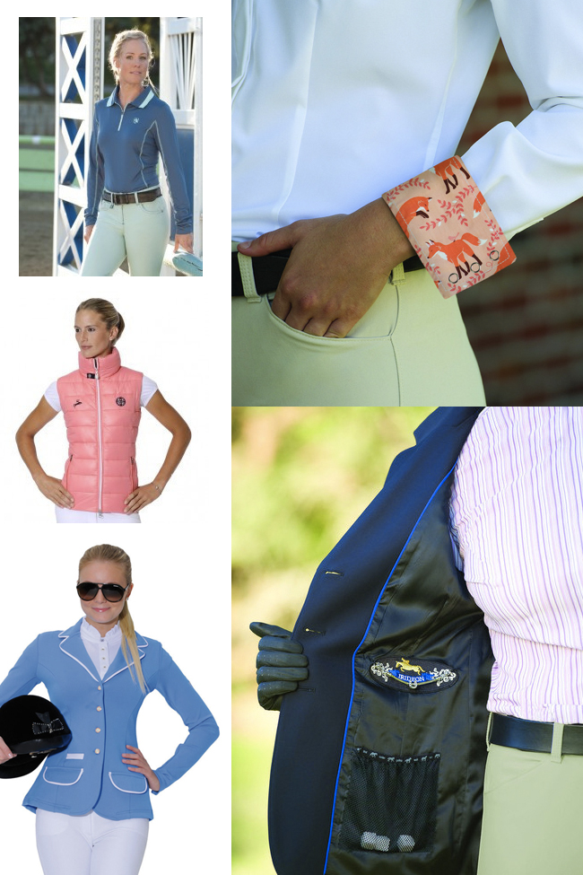 Practical Arena Wear from Gee Gee Equine