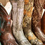 Beautiful Macie Bean cowboy boots