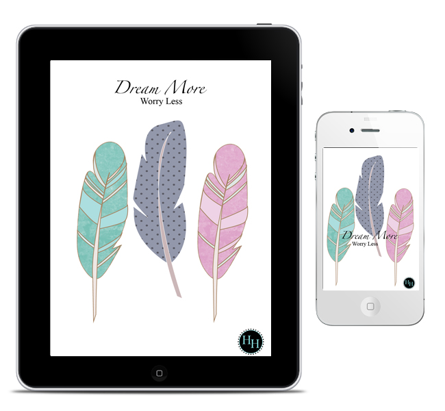 Dream More, Worry Less Devices