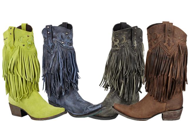 Lane Boots Santa Rosa Style