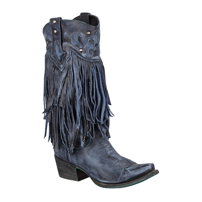 Santa Rosa in Blue by Lane Boots