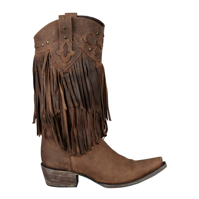 Santa Rosa in Brown by Lane Boots