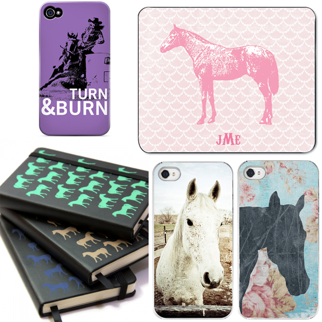 Back to School Equestrian Phone Cases and Accessories
