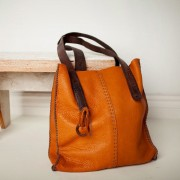 Designer Spotlight - Cibado Leather Bags