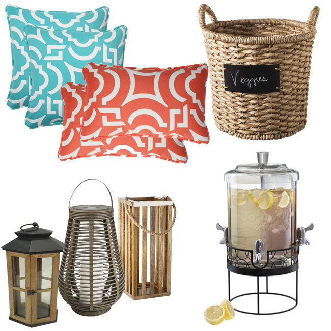 End Of Summer Outdoor Party Essentials