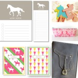 Equestrian Back To School Supplies | Horses & Heels