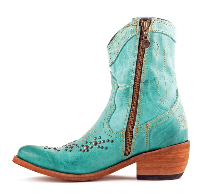Liberty Black Mulan Boots Turuqueza