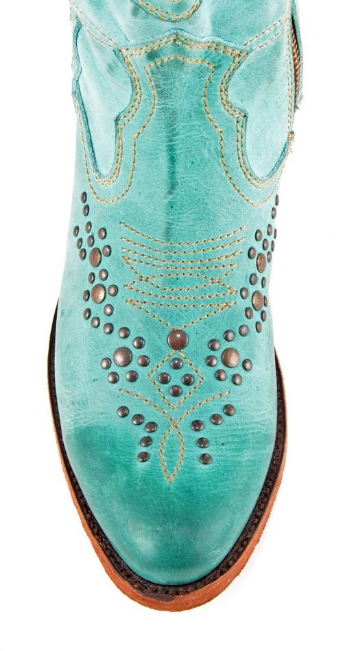 Liberty Black Turuqueza Mulan Boots
