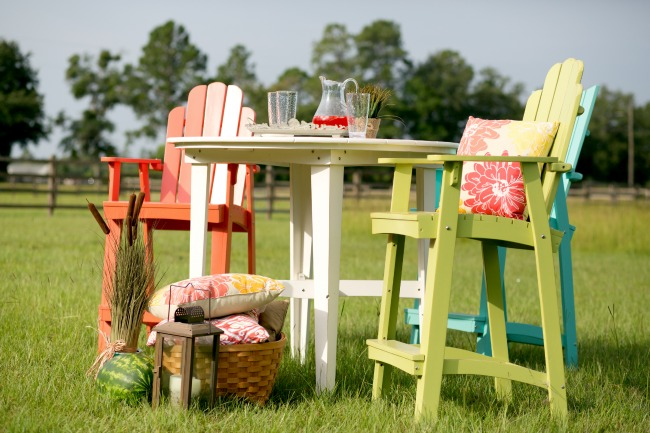 End Of Summer Outdoor Party Inspiration