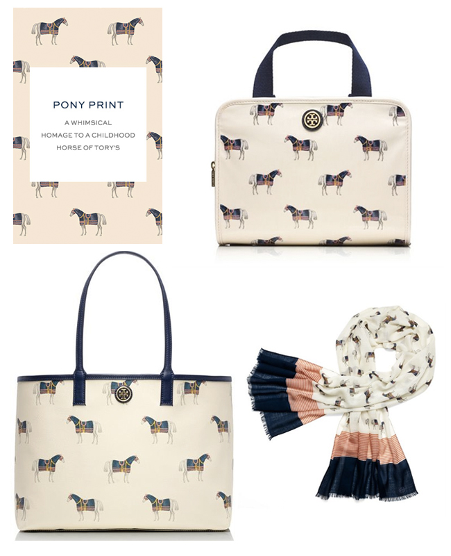 Tory Burch Pony Tale Favorites For Fall