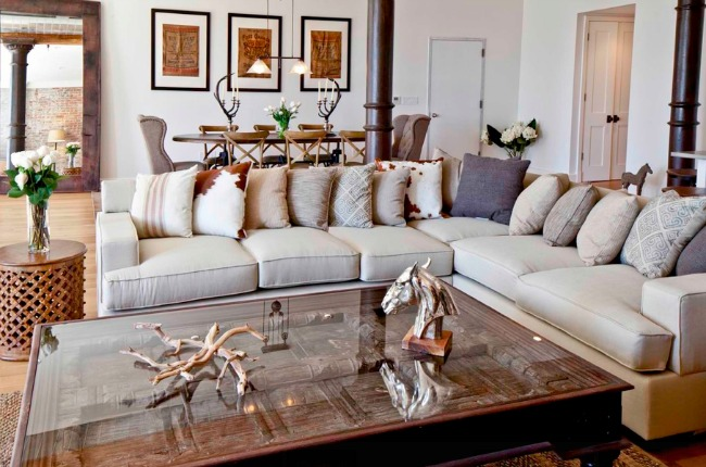 12 Chic Cowhide Pillows for the Home